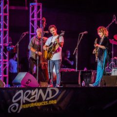 Gabby Moreno and Caloncho create a magical night at Grand Performances 2017