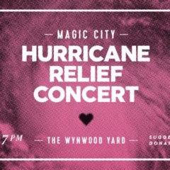 Hurricane Relief Concert – 7pm Tonight Miami