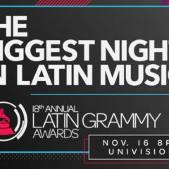 Nominees Announcement for the 18th Annual Latin GRAMMY Awards