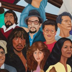 "The ""uncensoring"" of barbara carrasco's 1981 landmark mural l.a History: A Mexican perspective returns to union station sept. 29 for month-long run"