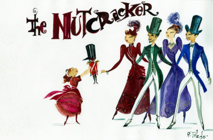The Nutcracker® at The Music Center Plaza