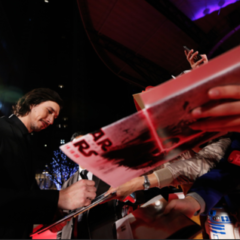 STAR WARS: THE LAST JEDI opens in U.S. theaters on December 15