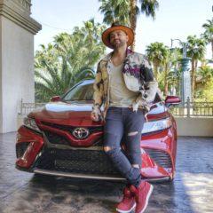 """Nacho y Toyota Latino """"La sensación"""" #Billboards2018"""