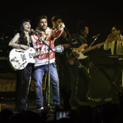 Juanes & Mon Laferte – Amarte Tour in NYC