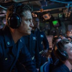HUNTER KILLER emerges into theaters on October 26th!