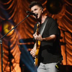 Juanes at The Latin GRAMMY Showcase in Miami
