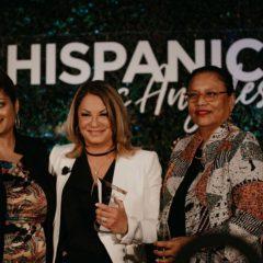 """Dra. Ana María Polo """"Positive Impact Award"""" Hispanicize 2018"""