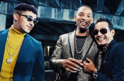 """The 19th Annual Latin GRAMMY Awards® """"Está Rico"""" With Marc Anthony, Bad Bunny and Will Smith"""