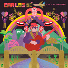 Carlos Sé's debut EP  introduces the Sé Sound of East LA