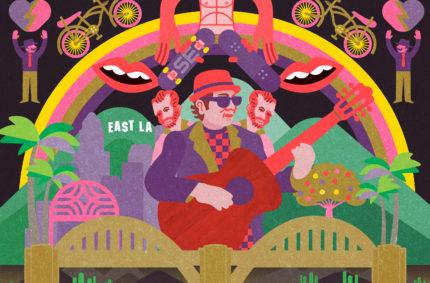 Carlos Sé's debut EP  introduces the Sé Sound of East LA
