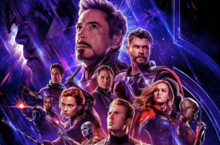 COMING SOON: Marvel Studios' AVENGERS: ENDGAME in theaters April 26