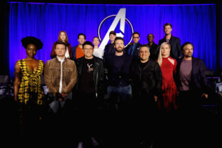 Marvel Studios' AVENGERS: ENDGAME in U.S. theaters on April 26