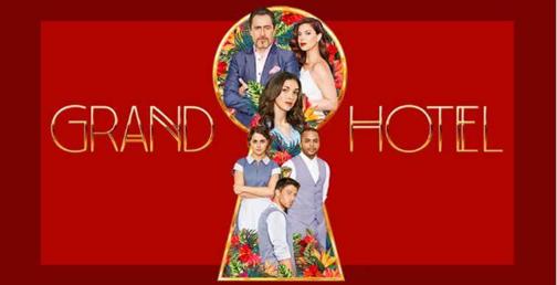 Grand Hotel by Eva Longoria on ABC