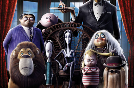The Addams Family to feature original songs from global music superstars Christina Aguilera, Migos, Karol G, Rock Mafia and Snoop Dogg, among others.