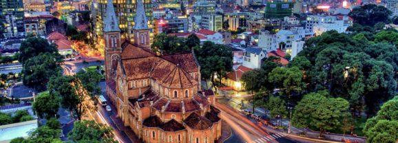 Let's Get Wanderlust: Ho Chi Ming City, Vietnam