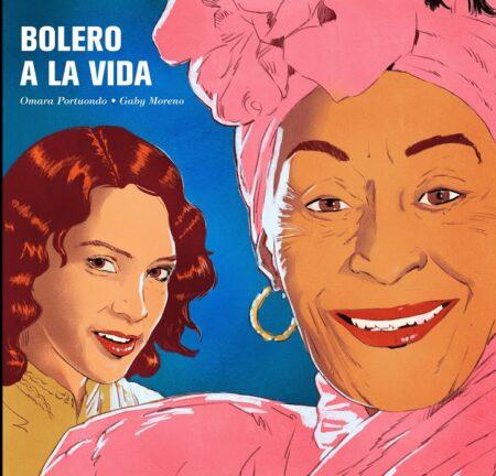 Bolero a la vida, single by  Omara Portuondo with Gaby Moreno | Gypset Magazine