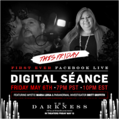 The Darkness Movie In Theaters May, Friday the 13th, 2016