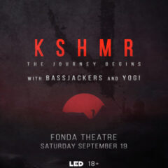 Gypset Magazine TICKET GIVEAWAY KSHMR with BASSJACKERS and YOGI