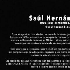Saúl Hernández US Tour 2016